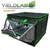 Yield Lab 32x32x24 Reflective Grow Tent Review