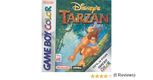 GameBoy Color - Tarzan: Amazon.es: Electrónica