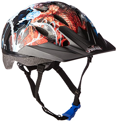 Bell Child Spider-Man Speedy Spidey Bike Helmet