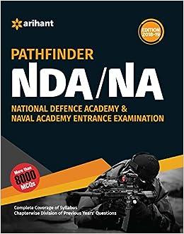 Buy Pathfinder for NDA & NA National Defence Academy Naval
