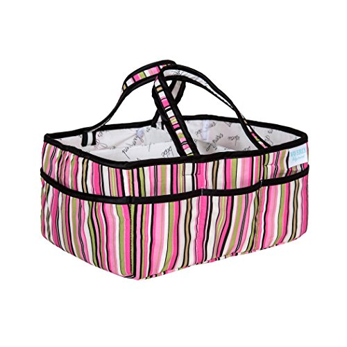 Trend Lab Waverly Tres Chic Diaper Caddy by Trend Lab