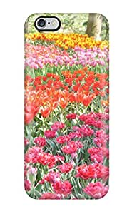 AnnDavidson Fashion Protective Keukenhof Gardens View Case Cover For Iphone 6 Plus