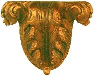 HMH 2005BZ Overdoor Open Leaf Shelf Bronze