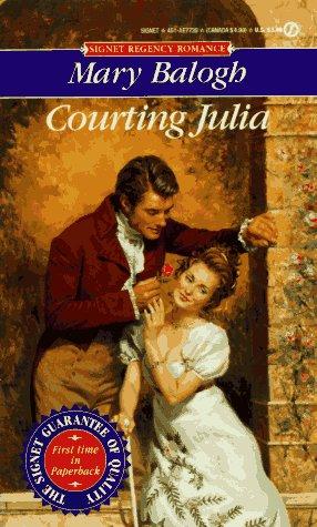 Courting Julia (Signet Regency Romance) by Signet