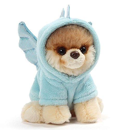 Bath Series Country - GUND World's Cutest Dog Boo Itty Bitty Boo #045 Dragon Stuffed Animal Plush, 5