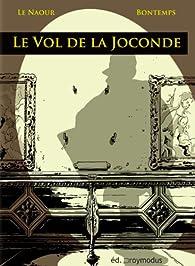Le vol de la Joconde par Jean-Yves Le Naour