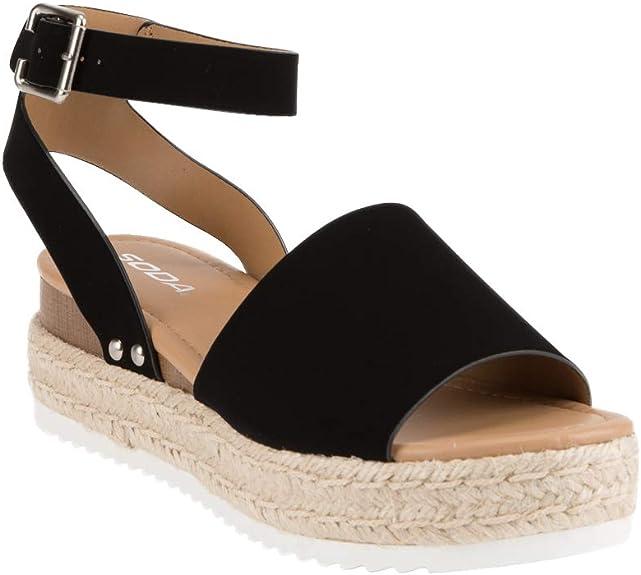 Cheetah Espadrille Flatform Sandals