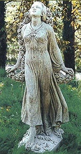 pompidu-living San Remo Estatua, Figuras Piedra, Figura de Jardín - Terracota: Amazon.es: Jardín