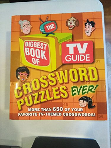 (TV GUIDE The Biggest Book of Crossword Puzzles Ever!)