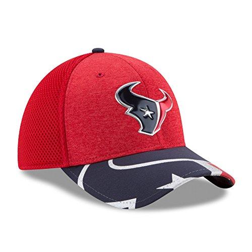 New Era 39Thirty Cap - NFL 2017 DRAFT Houston Texans