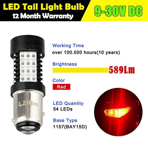 1157 Red Led Light - 3