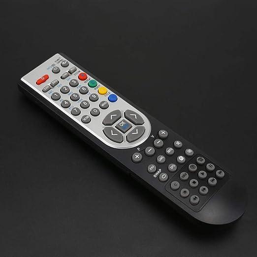 Mando a Distancia RC1900 para televisor Oki 32 para Hitachi LCD L19DG07U TV para Alba LCD19ADVD Luxor Basic VESTEL TV: Amazon.es: Industria, empresas y ciencia