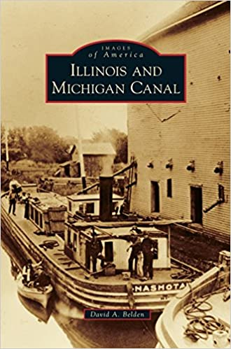 Book Illinois and Michigan Canal