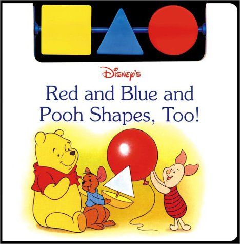 Read Online Red and Blue and Pooh Shapes, Too! pdf