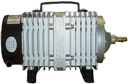 ACO-388D Hailea Luftkompressor Koi Teich Aquarium Belüfter Sauerstoffpumpe