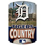 MLB Detroit Tigers Wood Signs