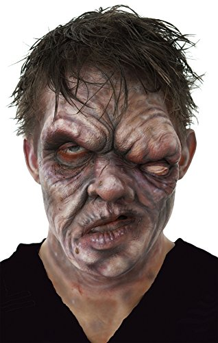 Prosthetic Mask Foam Latex (Halloween Mask- Apocalyptic Foam Latex Prosthetic Mask -Scary)