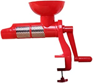 AILY Tomato Squeezer, Multipurpose Portable Hand Manual Fruit Sauce Juicer Maker Tomato Juicer Extractor Squeezer Kitchen Gadgets