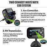 [Plug & Play] DAB Car Radio, Esuper In-Car DAB/DAB+ Audio Adapter with Bluetooth FM Music Streaming+ Aux-in/Out+ Car…
