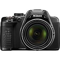 Nikon Coolpix P530 Digital Camera (Black) (Certified Refurbished)