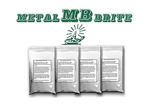 Metal Brite Activator 4 Pack