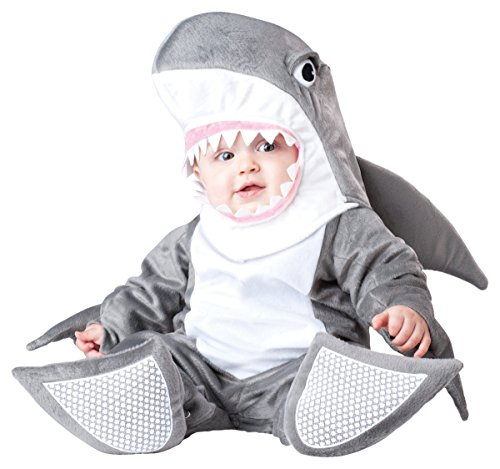 [Silly Shark Costume - Infant Medium] (Baby Silly Shark Costumes)