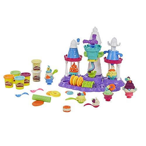 Play-Doh Ice Cream Castle (Play Dough Castle compare prices)