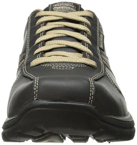 Nero Bktn nbsp;Levoy Skechers da Superior uomo Sneakers Schwarz x5wCX8TXq0