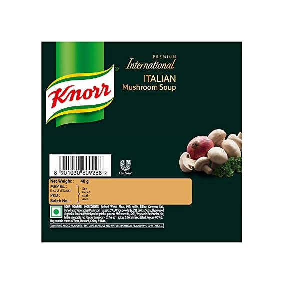 Knorr International Italian Soup, Mushroom, 48g