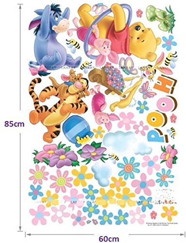 Adesivi camerette bambini disney adesivi murali bambini - Cucina winnie the pooh ...