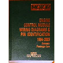 Engine Control Module Wiring Diagrams & Pin Identification 1994-2003: Domestic Passenger Cars
