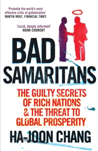 Pdf Politics Bad Samaritans: The Guilty Secrets of Rich Nations and the Threat to Global Prosperity