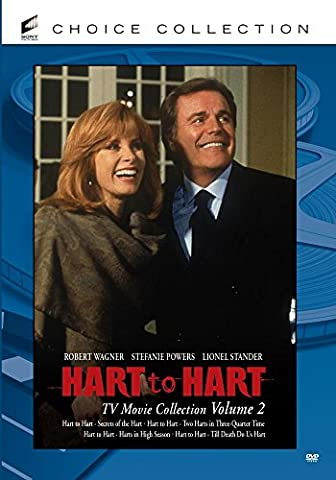Hart To Hart TV Movie Collection - Volume 2 (4-Disc Set) (Hart To Hart Dvd Complete Series)