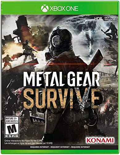 Metal Gear Survive - Xbox One (Metal Gear Solid Games For Xbox 360)