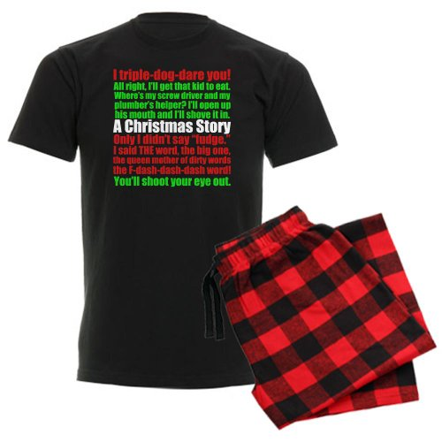 CafePress Christmas Pajamas Comfortable Sleepwear