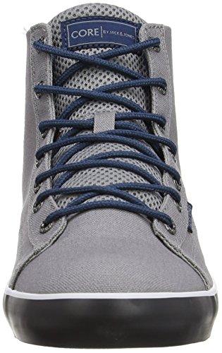 JACK & JONES 12080972 - Zapatillas altas Hombre Neutral Gray