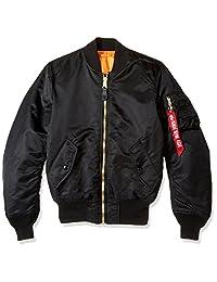 Alpha Industries Men's Ma-1 Flight Jacket