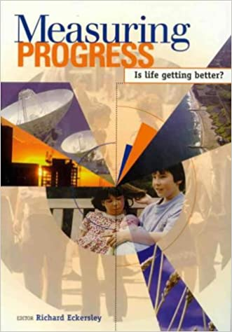 Book Measuring Progress: Is Life Getting Better, or Worse? (CSIRO Wildlife and Ecology)
