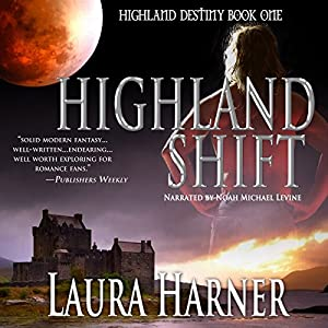Highland Shift Hörbuch