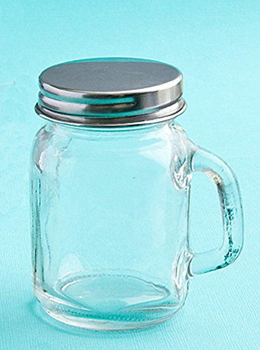 Expressions Glass Mason Jar