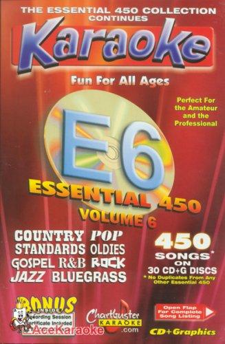 Karaoke: Essential 450 - 6