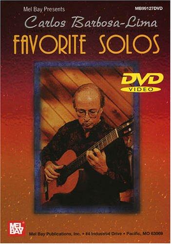 Carlos Barbosa-Lima - Favorite Solos (DVD)