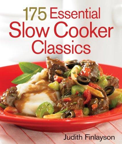 175 Essential Slow Cooker Classics pdf