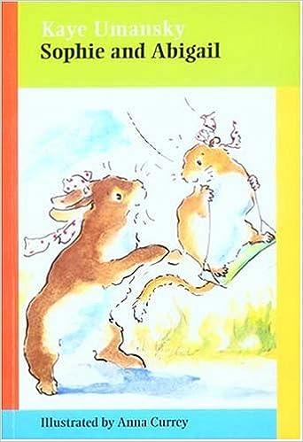 Sophie and Abigail (Sophie Rabbit Books)