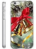 iPhone 6 Plus Back Cover Protector Case 5.5 Inch Christmas Bell