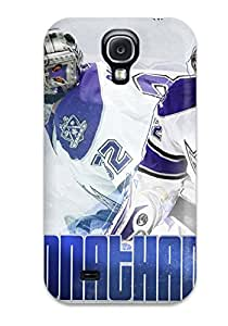 Hot Style Galaxy Protective Case Cover For Galaxys4 Attractive Drew Doughty La Kings Los Angeles Multimedia