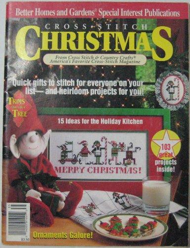 Cross Stitch Christmas Magazine (Cross Stitch Christmas Magazine (103 Great Projects Inside))
