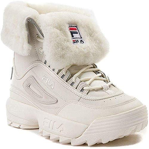 Fila Disruptor Shearling Boots - Womens