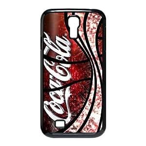 Samsung Galaxy S4 9500 phone case Black Coca Cola RRTY7514523