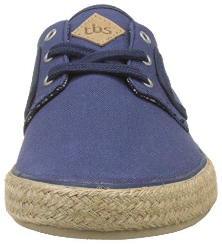 TBS Uomo Scarpe Bleu Stringate Blu Oxford Restart 002 rwrqCIS